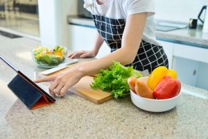 use recipes to generate website traffic